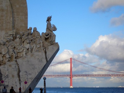 discoveries monument lisbon, Padrão dos Descobrimentos, Belem, Lisbon Light Tours, Privat Walking, Pictures